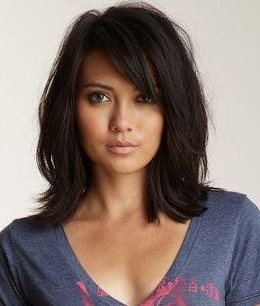 Astonishing 1000 Ideas About Layered Bob Hairstyles On Pinterest Layered Short Hairstyles Gunalazisus