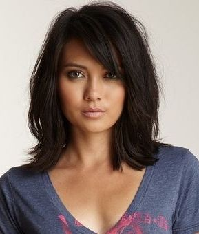 Admirable 1000 Ideas About Layered Bob Hairstyles On Pinterest Layered Short Hairstyles For Black Women Fulllsitofus