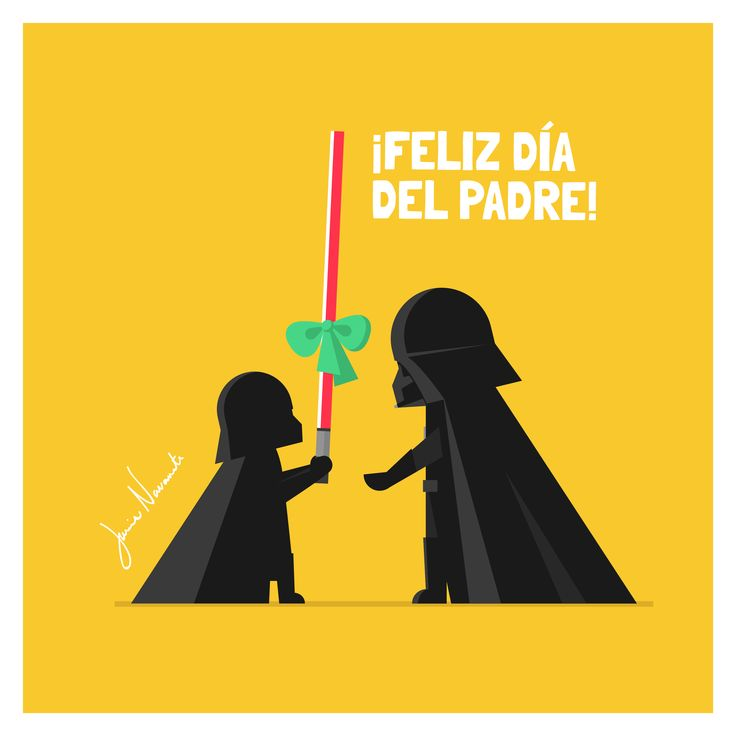 ¡Feliz Día del Padre! #DiadelPadre #quote #quoteoftheday #illustration Instagram: javinavarrete_illus- / Twitter: javinavarrete_