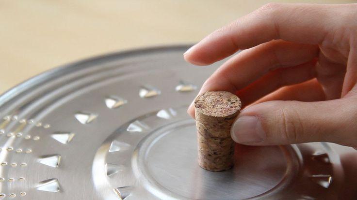 9 Cosas que puedes hacer con un tapón de corcho [Vídeo]