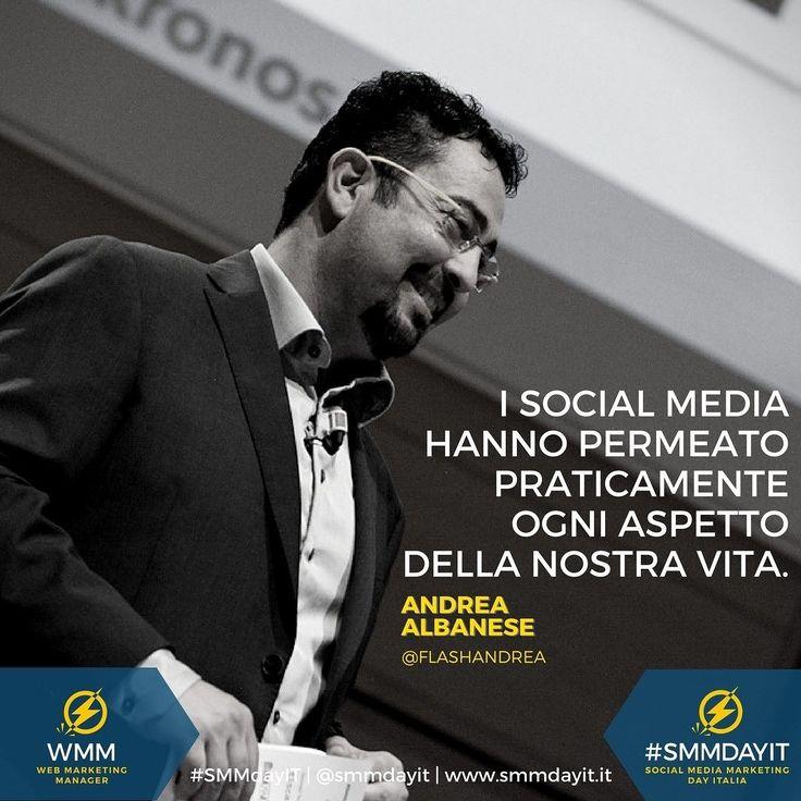 #SMMdayIT #Citazioni by @albaneseandrea #smm #social #socialmediamarketing #socialquotes #socialmediatips #influencer #influencermarketing #strategy #socialmediaupdates #socialmediaevents #marketing #sales #lunedi