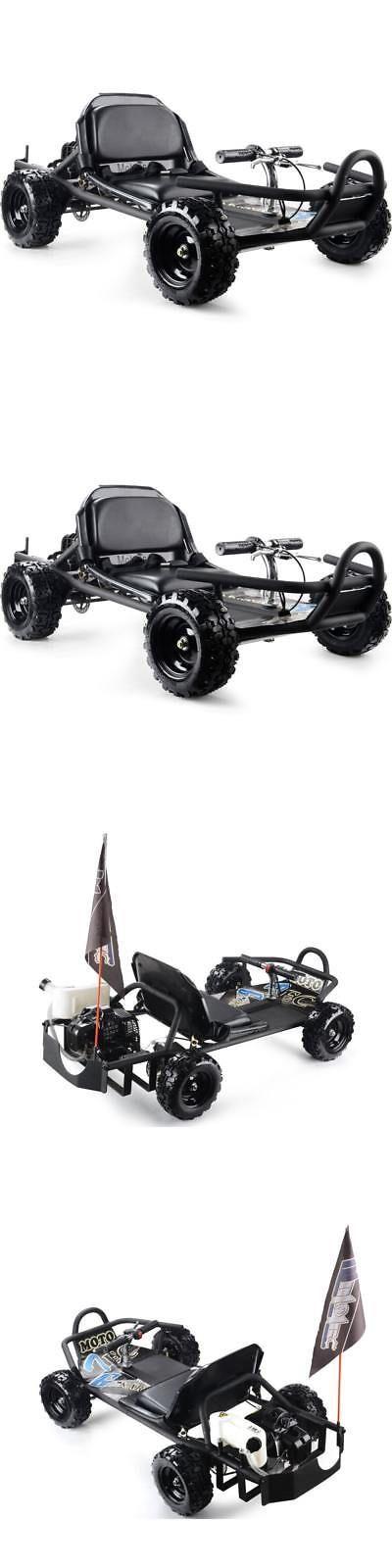 Complete Go-Karts and Frames 64656: Mototec Sandman Black 49Cc Go Kart -> BUY IT NOW ONLY: $563.49 on eBay!