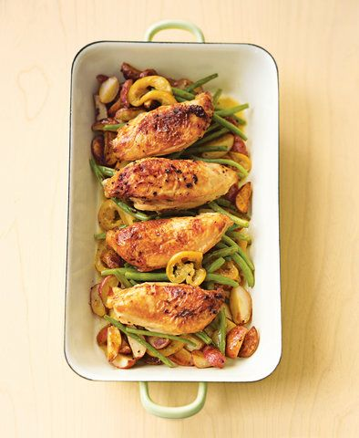 21 Chicken Dishes | Favorite recipes, from stir-fry to stroganoff.