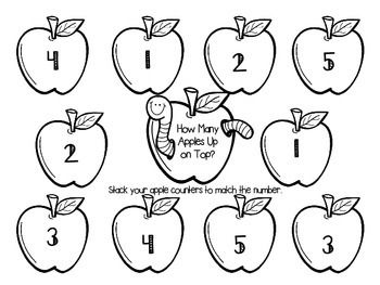 Ten apples up on top coloring pages murderthestout for Ten apples up on top coloring pages