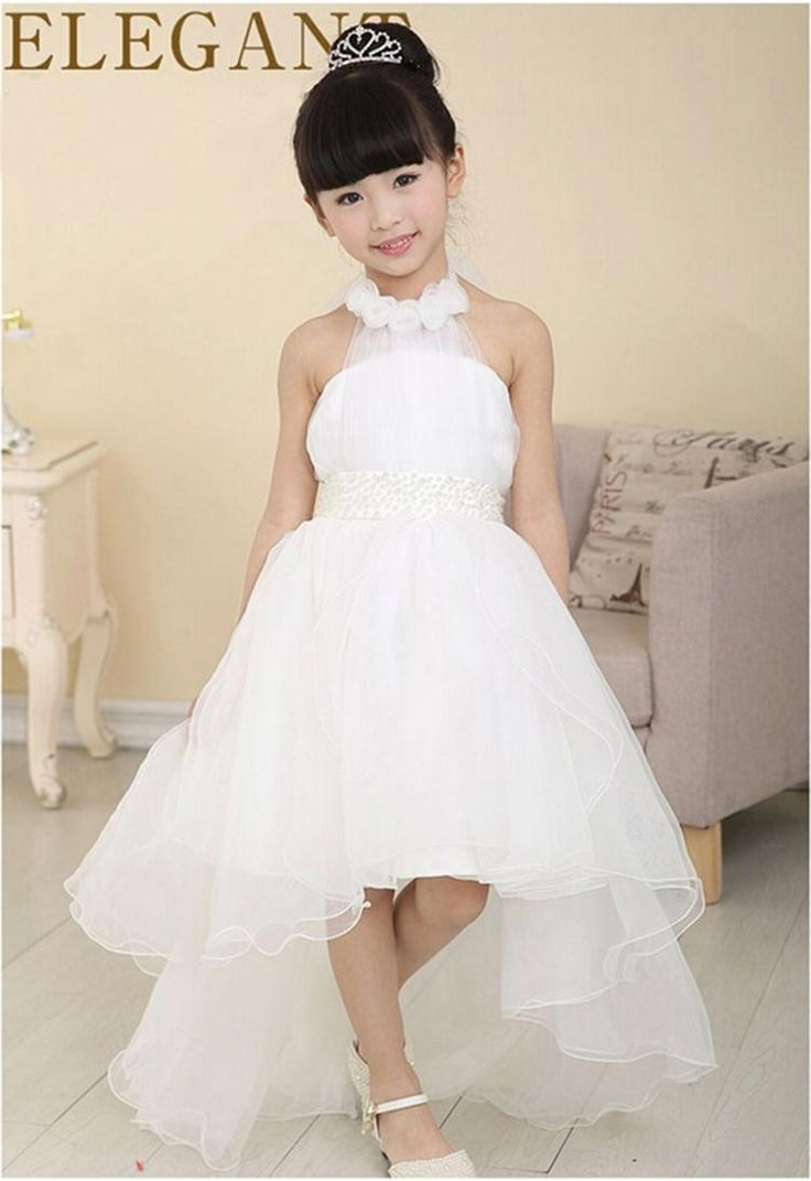 180 best flower girl dresses images on pinterest flower girls 2015 flower girl dress for wedding party new style halter princess dresses ombrellifo Image collections