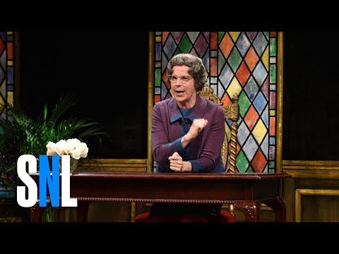 Dana Carvey Returns as The Church Lady to Interview Donald Trump and Ted Cruz on SNL