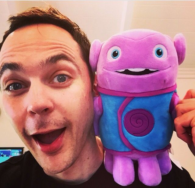 Jim Parsons and Oh, THis is not Big bang theory but im pinning it anyway :)