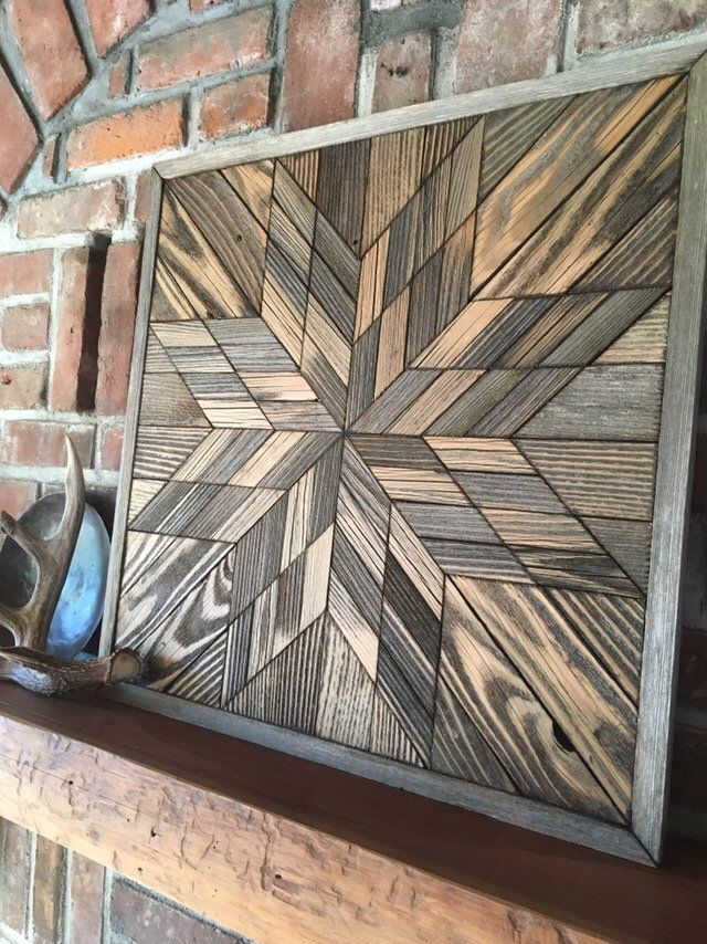 Pin On Real Reclaimed Wood Wall Art Creations