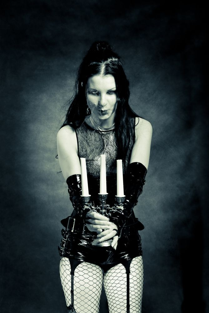 Gothic Fashion. For Those Individuals Who Like Sporting