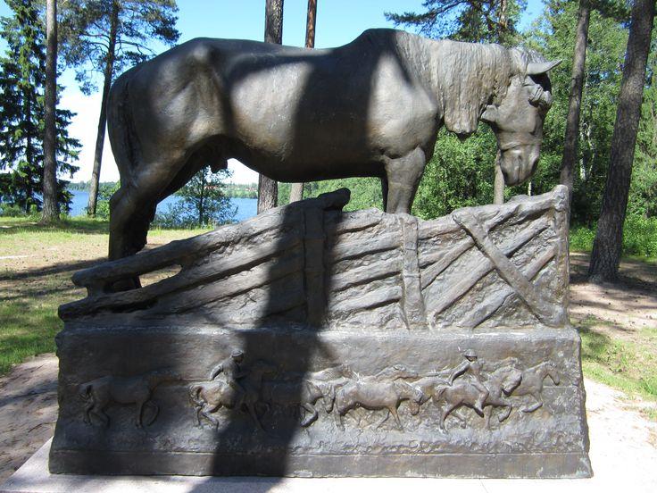 Emil Cedercreuz- museo, Harjavalta