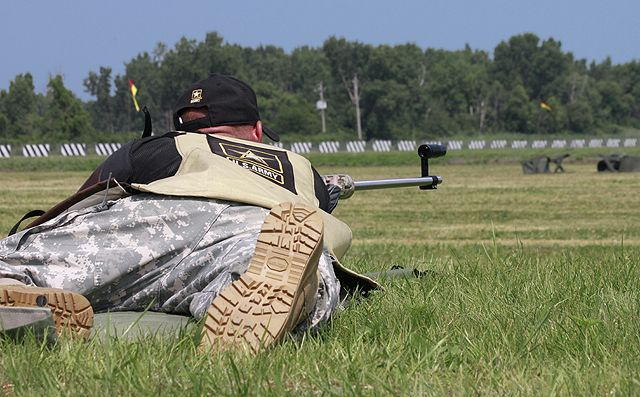 Tompkins maintains lead as Day 6 of NRA Fullbore Championships begins.