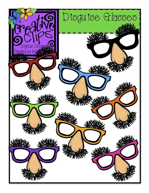 The Creative Chalkboard: FREE Rainbow Apples and New Clipart Sets Galore!