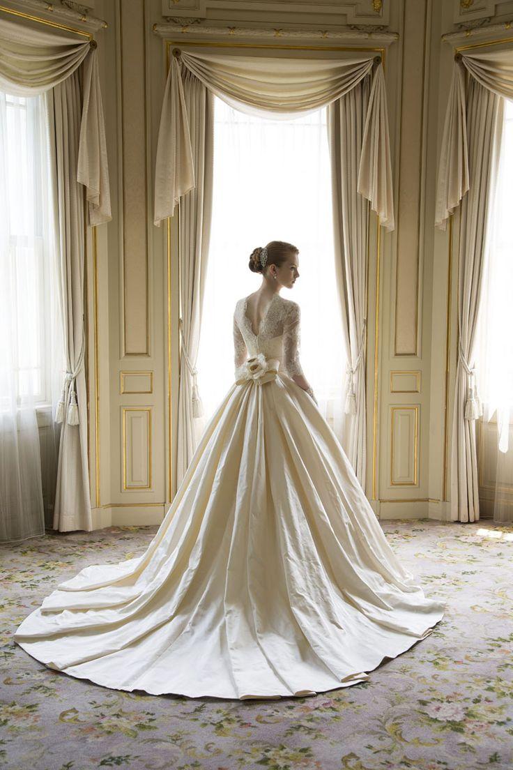 W-CB-7 #weddingdress ウェディングドレス