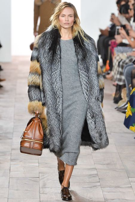 Michael Kors - Fall 2015 Ready-to-Wear - Look 1 of 57