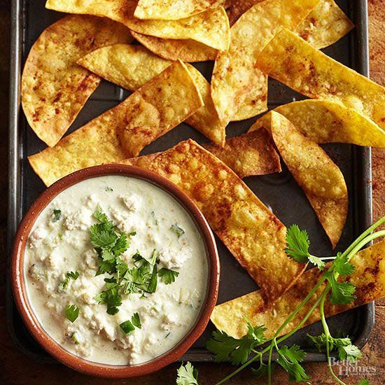No one can resist these delicious slow cooker dips and appetizers that are easy to make for a group of people. You'll love that these warm dip recipes can be made ahead of time before summer parties or potlucks.
