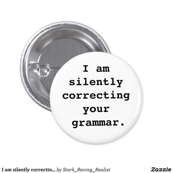I am silently correcting your grammar. 3 cm round badge