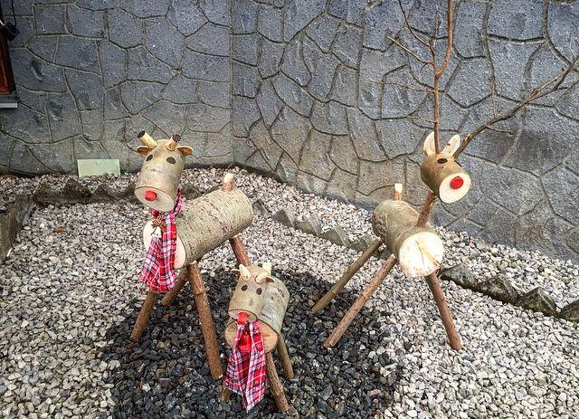 wood Rudolfs 🦌