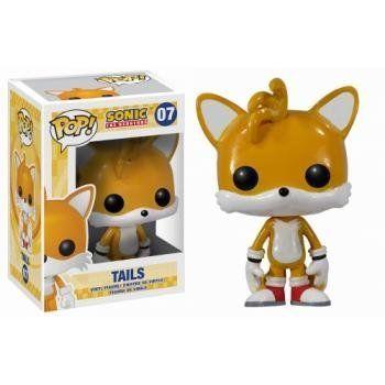 Tails - Sonic the Hedgehog - Funko Pop! Vinyl Figure