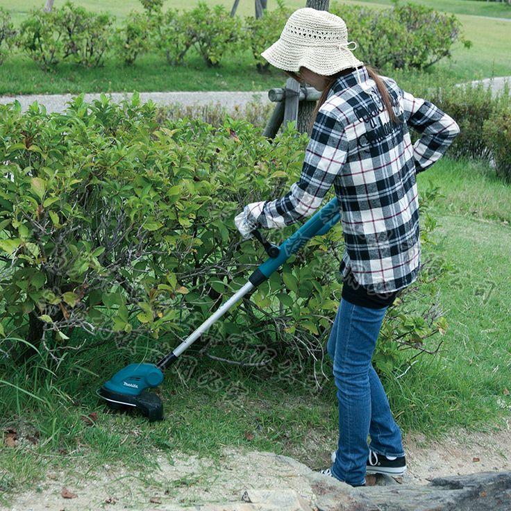 Japan Makita 18V lithium rechargeable DUR181RME electric mower lawn mower Lawn Mower 7800rpm