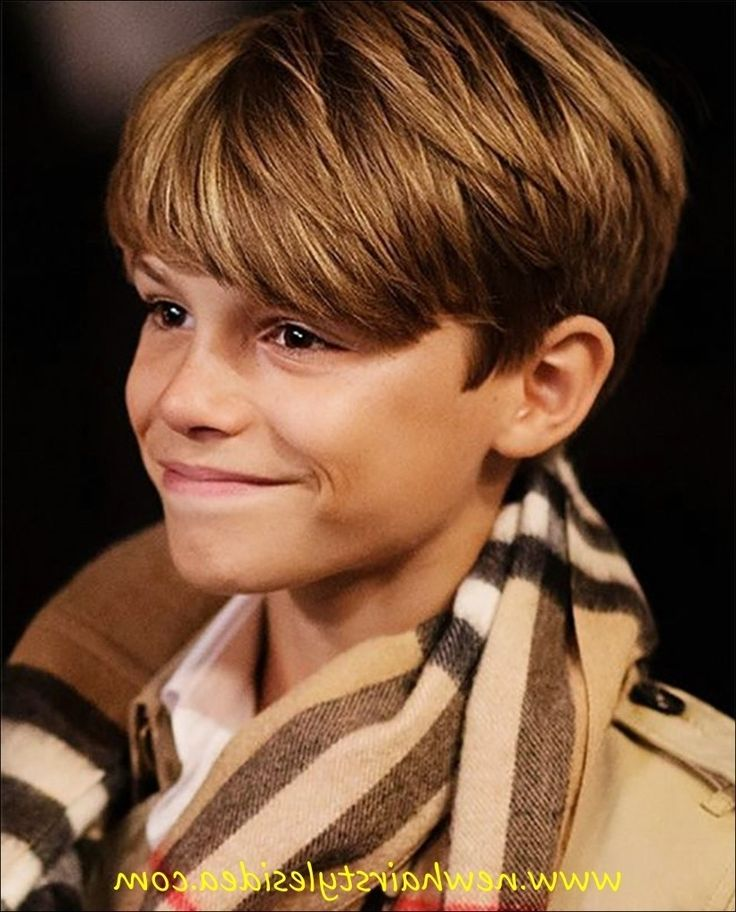 Blonde Boys Hairstyles 1000 Ideas About Boy Haircuts On