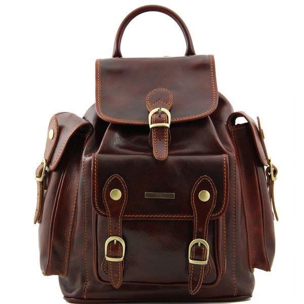 Pechino - Leather Backpack