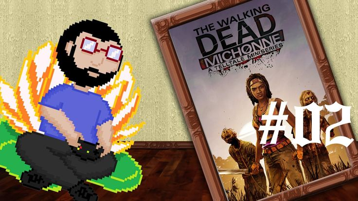 TWD Michonne - Part 02 - For the candy - TWD Michonne Gameplay Playthrou...
