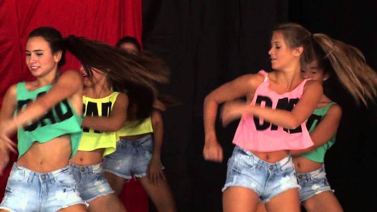 Coreografía Don't Stop The Party de Pitbull / TKM