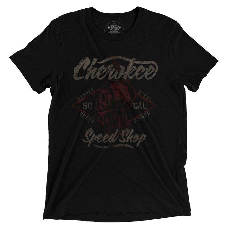 cherokee speed shop.