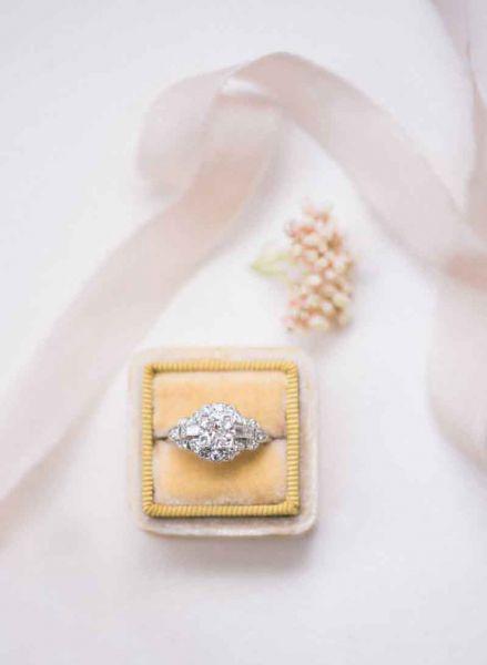 Verlobungsringe im Vintage-Style 2017 – Zeitlos