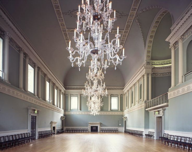 Versailles to Victoria: Chateau of the day: Bath Assembly Rooms