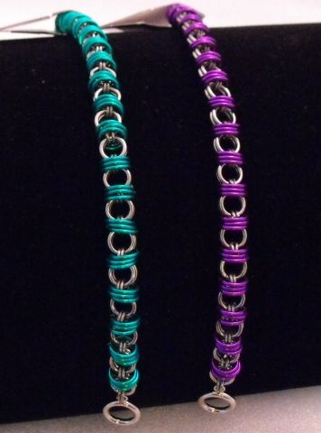 SS and EC Caterpillar - Bracelets and Anklets - Gallery - TheRingLord