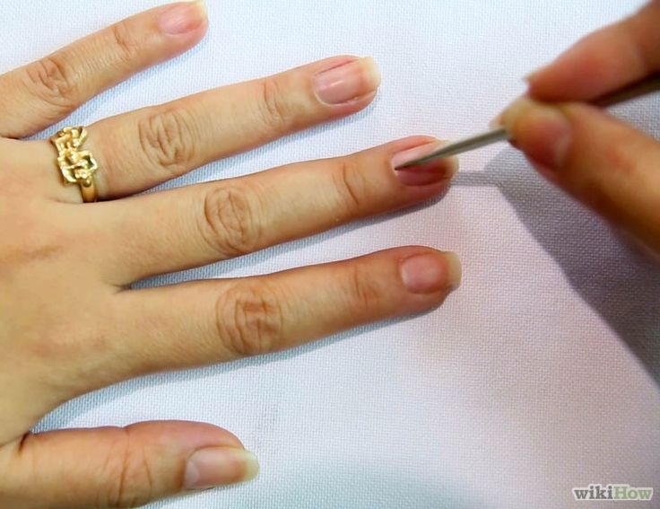 how to take care of your nails and cuticles