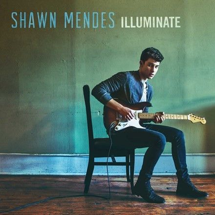 Shawn Mendes - Handwritten on Limited Edition Colored LP