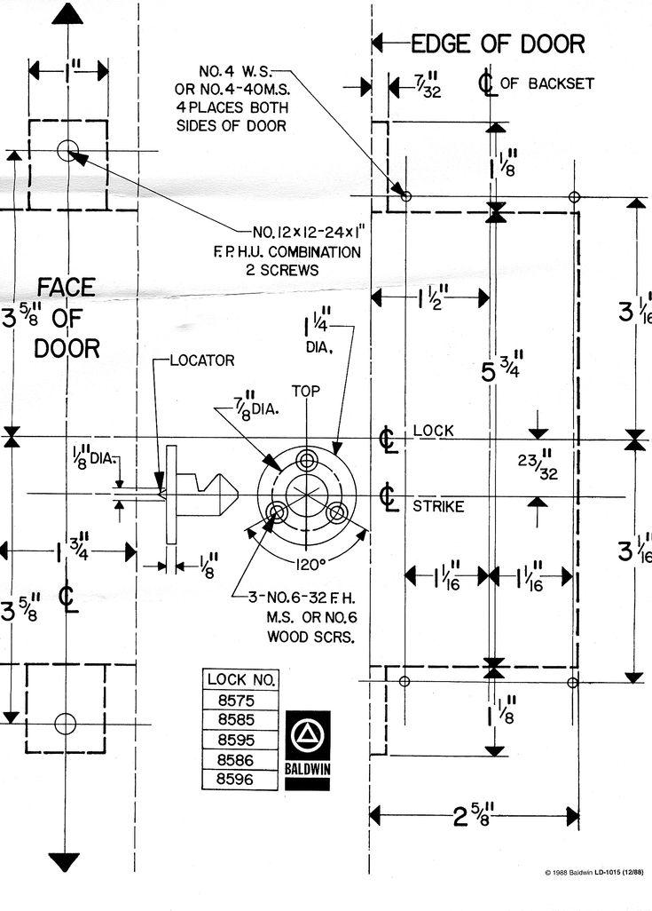 25 best pocket door lock ideas on pinterest barn door - Interior door privacy mortise lock ...