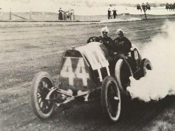 Teddy Tetzlaff | First Super Speedway