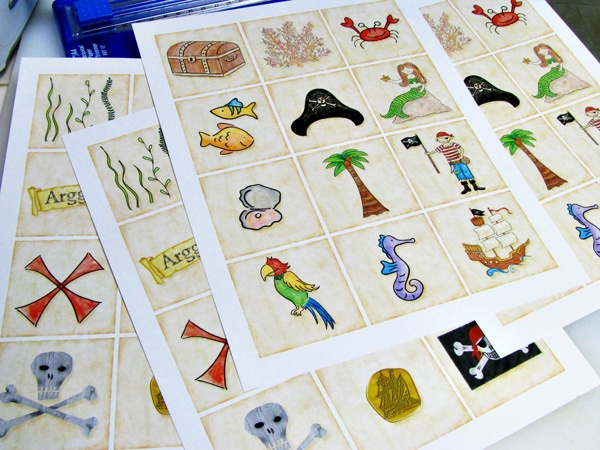 Make Your Own Memory Card Game 6 Scrapbooking How To 39 S