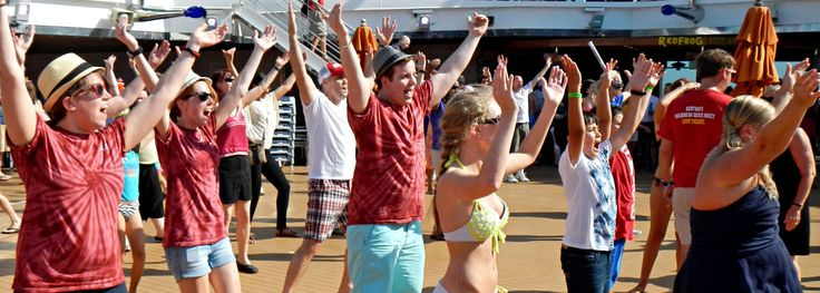 Sail Away Party | Events | Carnival Cruise Lines