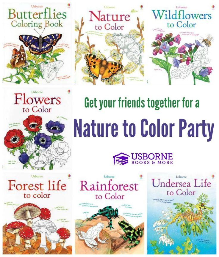 13 best Coloring Parties images on Pinterest | Adult coloring ...