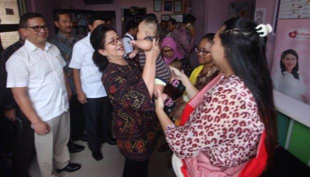 Kemenkes vaksinasi ulang balita di 4 lokasi