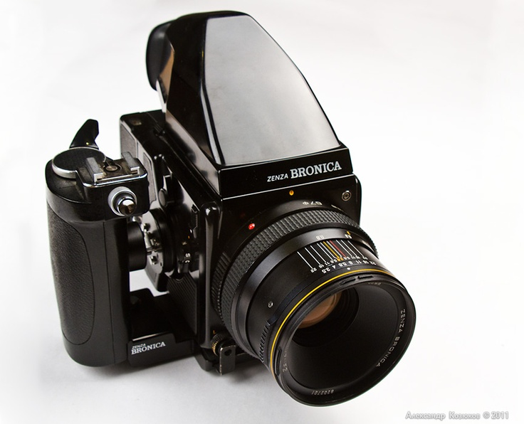 Bronica SQ-Ai (I used to use this for weddings back in the day)