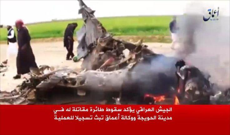 KIBLAT.NET, Kirkuk – Organisasi Daulah Islamiyah atau lebih dikenal ISIS bertanggung jawab atas jatuhnya dua jet tempur pasukan udara Iraq di Kirkuk dan provinsi Anbar pada Rabu (16/03). Keberhasilan ini diraih ISIS di saat militer Iraq dan sekutunya mempersiapkan operasi besar-besaran untuk mengusir mereka dari Kirkuk. Sebelumnya, militer Iraq mengonfirmasi jet tempurnya jatuh di barat …