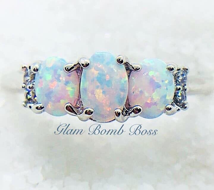 Glam Bomb Boss Ring Bomb Party Hostess Custom Ring Revealed Live