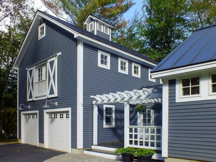 206 best carriage house images on pinterest carriage for Garage in law suite