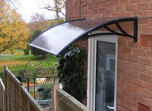 Polycarbonate awning $169