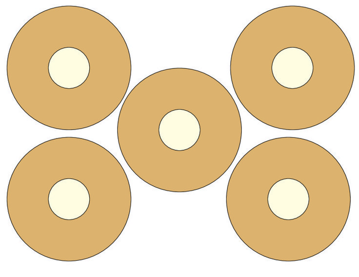 Dramatic Play Donut Shop Printables