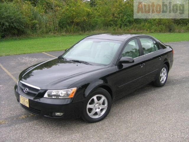 5NPEU46C56H114087 | 2006 Hyundai Sonata GLS for sale in Kensington, MD Image 1