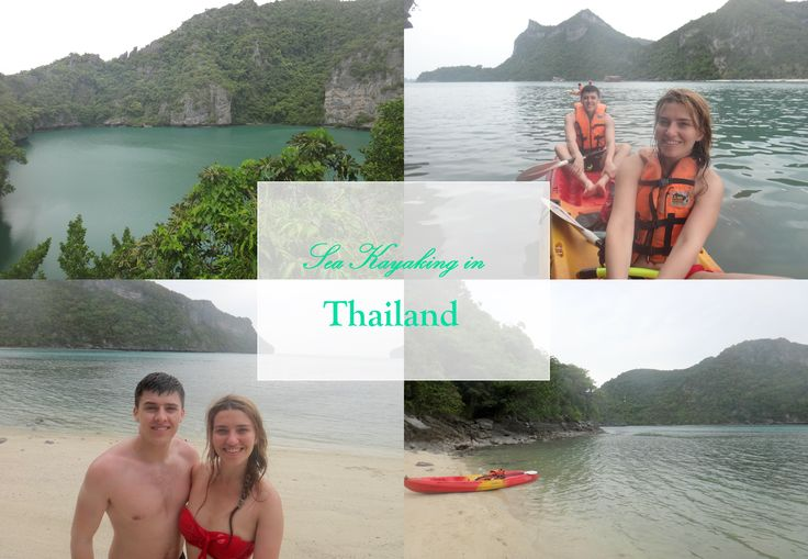 Thailand, things to do, Sea Kayak, National Marine Park, Koh Saumi, Ang Thong