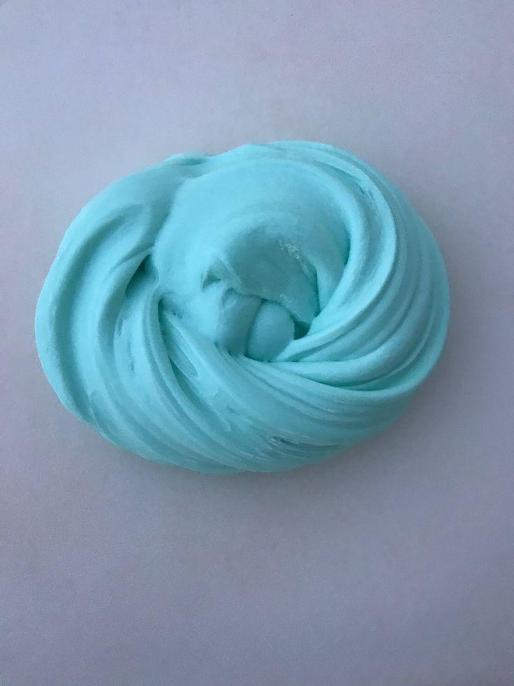 Peppermint blue slime, scented slime, mint slime, homemade slime, no borax slime, borax-free slime, slime toy, stress reliever, stess relief by PricesPretties on Etsy https://www.etsy.com/listing/521779504/peppermint-blue-slime-scented-slime-mint