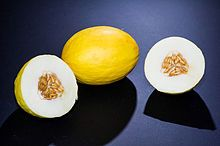 Canary melon - Wikipedia, the free encyclopedia