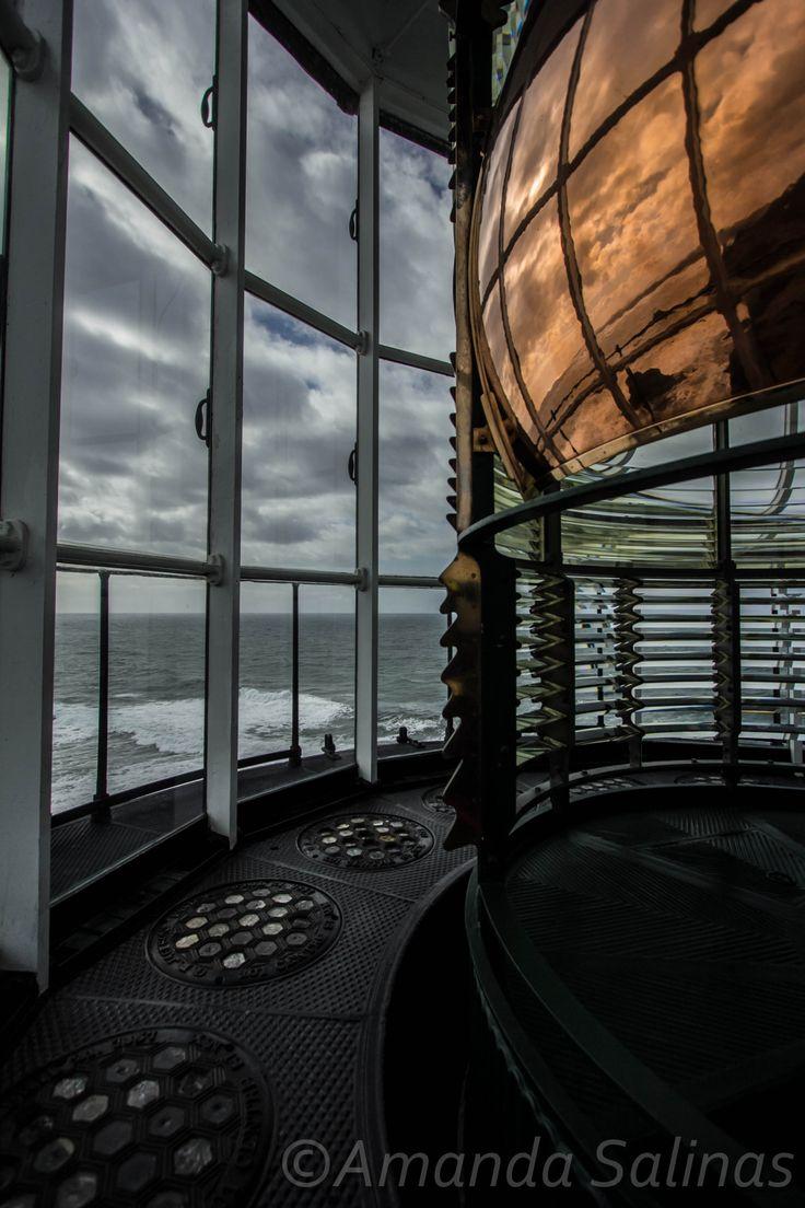 Inside Yaquina Head Lighthouse Newport Oregon 130